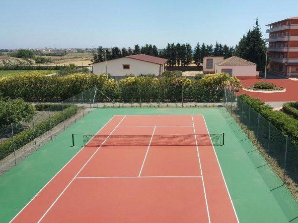 AREA SPORT CAMPO DA TENNIS