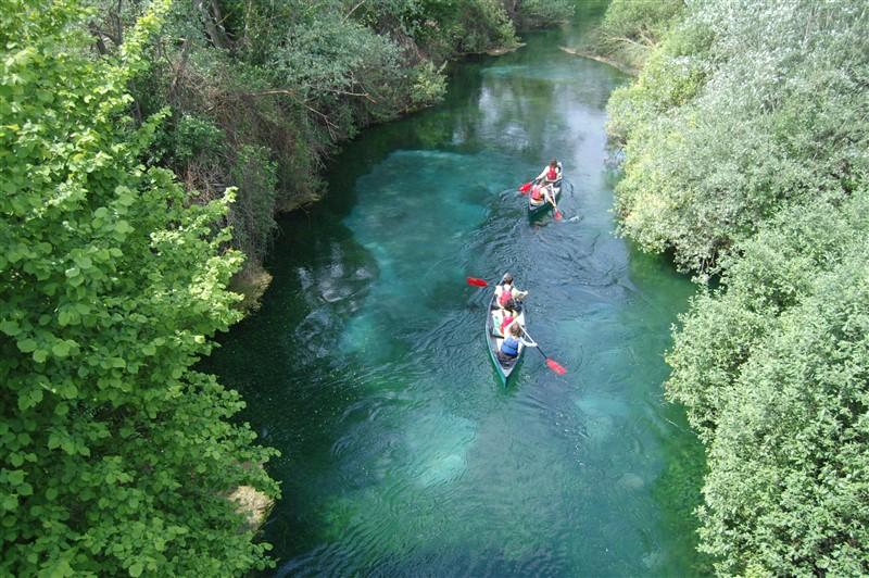 Escursione-in-canoa-sul-Fiume-Tirino-6