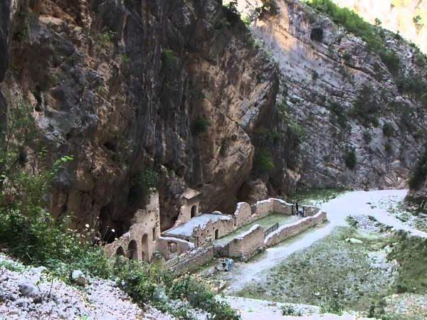 Gole San Martino
