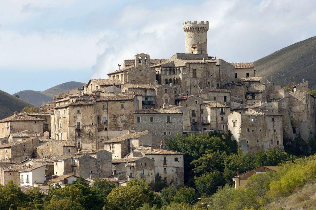 Borgo-Santo-Stefano-di-Sessanio